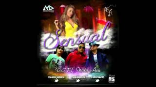 Sensual  Wiki y Ahs ft D.j pro by Musical Dream Studio