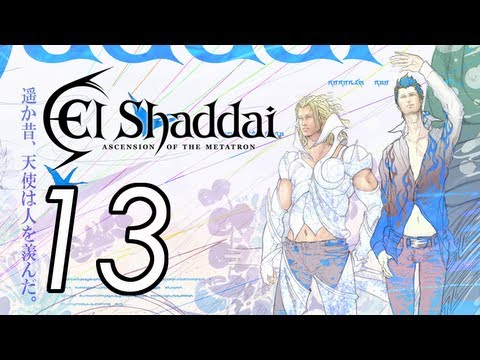 Let's Play El Shaddai [13] Underwater