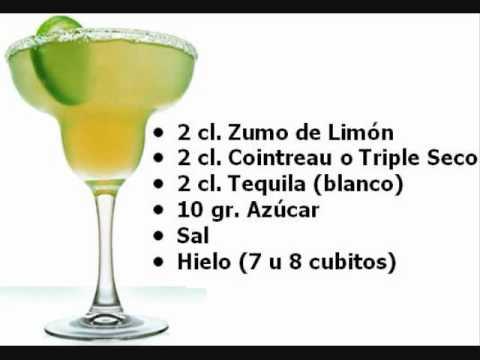 Tequila el charro presenta su receta de margarita youtube for Preparacion de margaritas