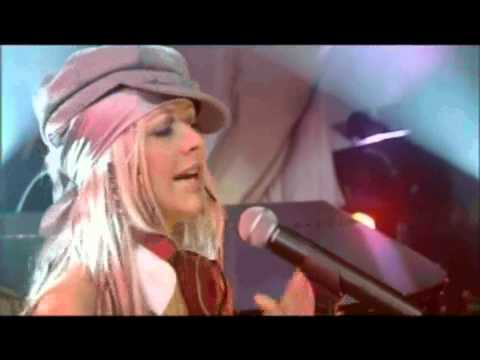 Impossible live -Christina Aguilera