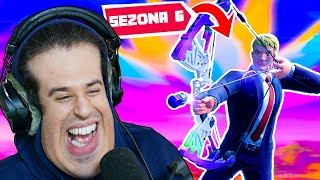 DOŠLA JE NOVA NAJBOLJA SEZONA U FORTNITU!!! Fortnite sezona 6