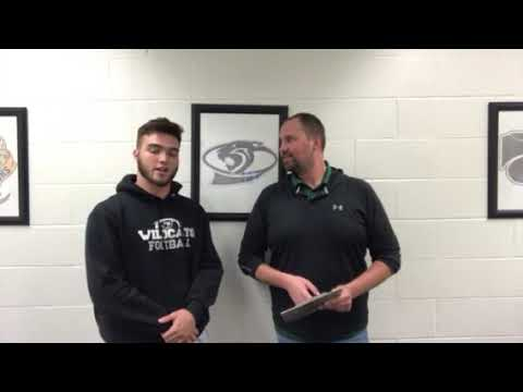 MTI Defensive Player of the Week: Carson Camp, Normal Community West High School