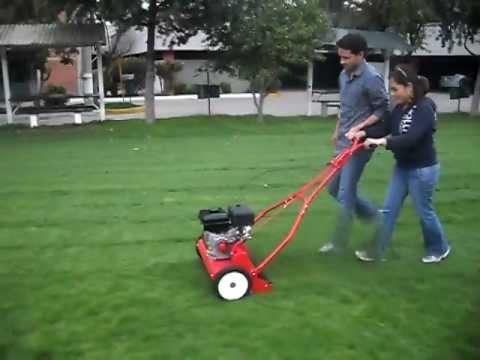 Deluxe Light Push Reel Lawn Mower American Lawn Mower 16