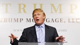 What Happened To Trump Financial And Trump Mortgage? #LoserDonald