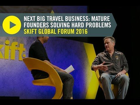 Lola CEO Paul English at Skift Global Forum 2016