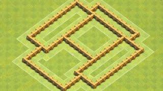 Clash of Clans - TH5 Farming Base