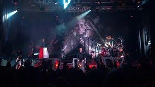 KAMELOT - The Great Pandemonium  (HD) Live at Sentrum Scene,Oslo,Norway 22.09.2018