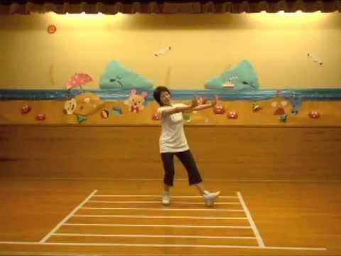 [秋田県五城目町] 食育のうたダンス練習