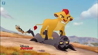Lwia Straż i Rafiki vs hieny i szakale   Lwia Straż: Dzielić i rządzić