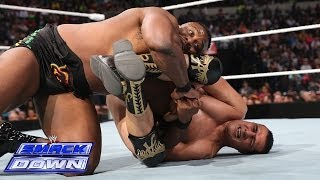Big E vs. Alberto Del Rio: SmackDown, April 18, 2014