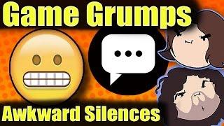 Game Grumps - Awkward Silence! [Compilations of awkward silences]
