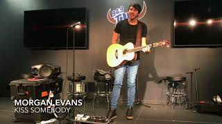 Morgan Evans Kiss Somebody