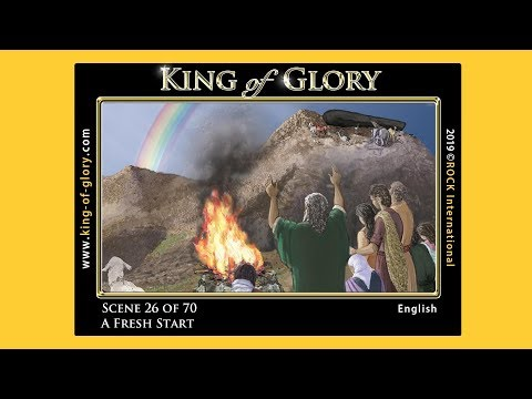 KING Of GLORY 26/70   English   What Does The Rainbow Mean?