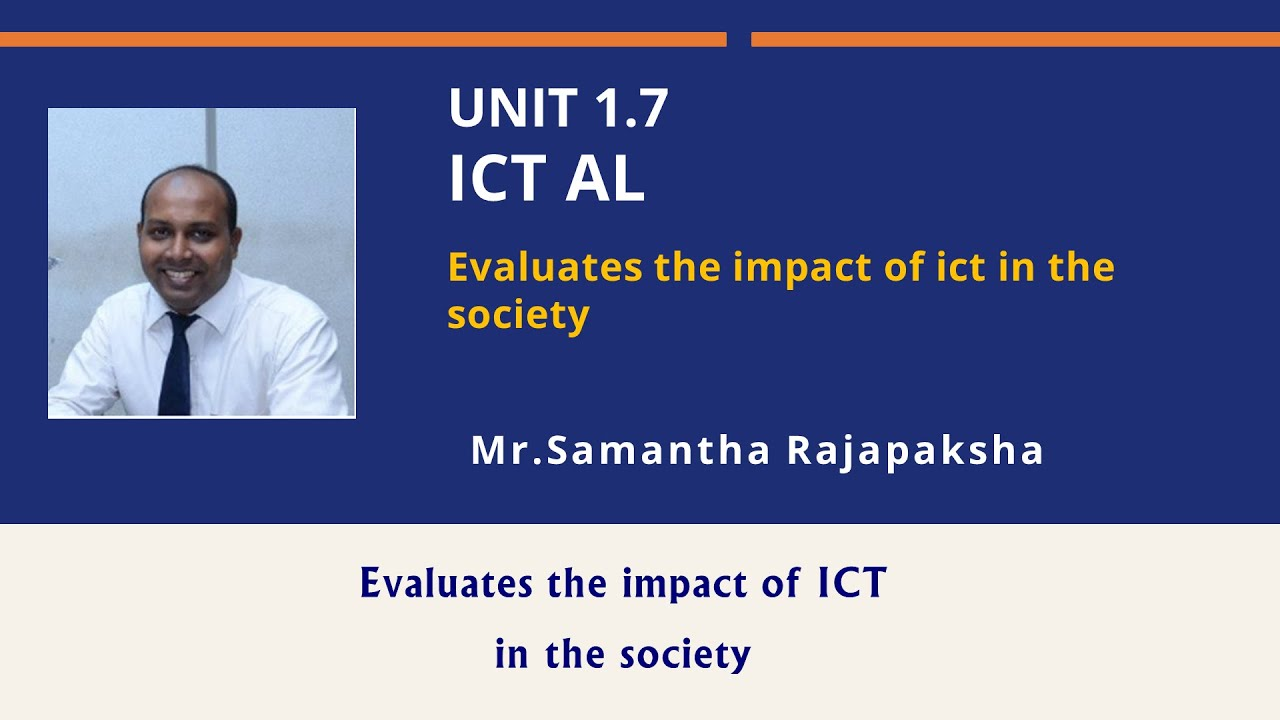Download Unit 1.7  ICT AL