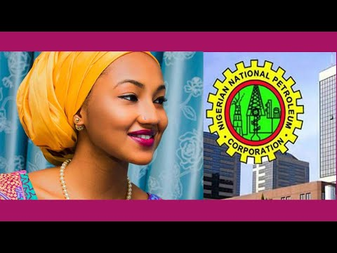 BREAKING: AÑĢ€R AS BUHARI'S DAUGHTER ZAHRA MADE DEPUTY MANAGER OF NNPC SUBSIDIARY