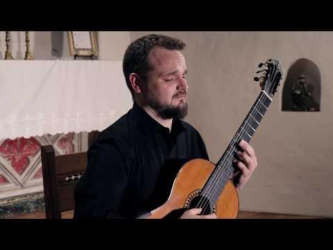 Matt Palmer plays Mallorca Op. 202 by Isaac Albéniz (arr. Palmer)