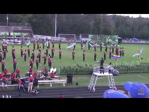 Northwest Guilford High School Marching Band 9/29/2018