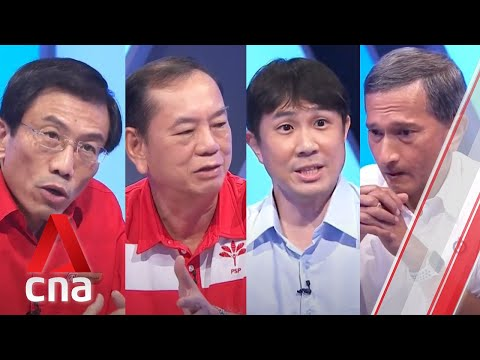 GE2020 political debate: How will parties help Singaporeans who feel they have been left behind?