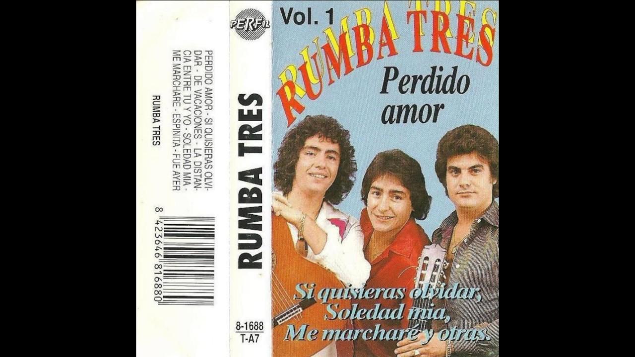 Rumba Tres - Perdido Amor / Larga Espera
