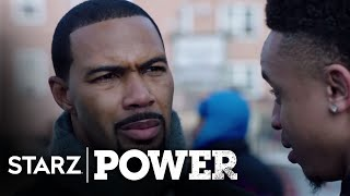 'Gonna Have To Get Those Hands Dirty' Ep. 8 Preview | Power | Season 4
