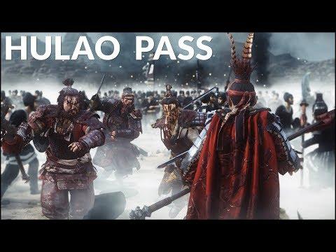 LU BU VS THREE BROTHERS l Battle of Hulao Pass 190 Three Kingdoms Cinematic Video  