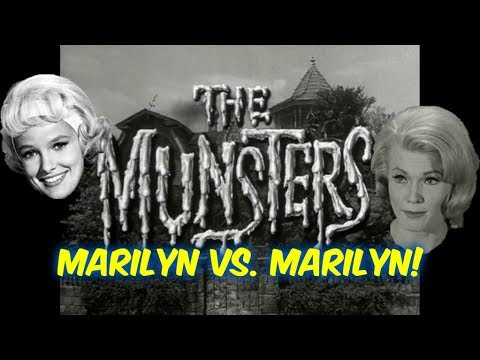 Marilyn Vs Marilyn Who Would You Rather Choose The Munsters Beverley Owen Or Pat Priest Youtube