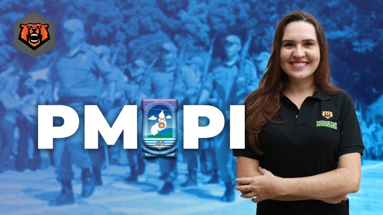 Concurso PMPI - Matemática (material de apoio na descrição) - Prof. Laís Duarte