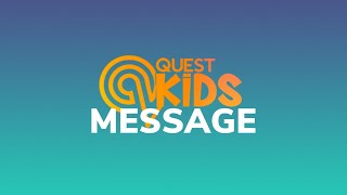 Don't Lift Your Swords, Lift Your Hands | Quest Kids