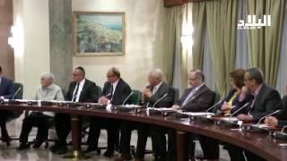 عبد المالك سلال الوزير الاول  -el bilad tv -