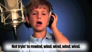 Adorable 7 Year Old Raps Justin Bieber - Eenie Meenie by MattyBRaps