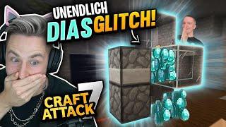 WIR können endlich ITEMS VERDOPPELN!! (Also, dachte ich, aber ich wurde vera*scht) - Craft Attack 7!