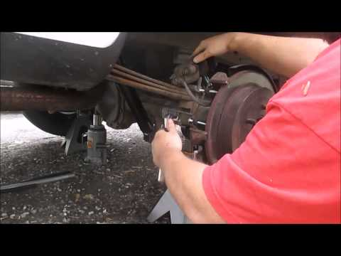How To Remove Stuck Rotors