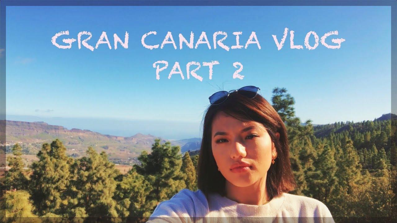 In The Water 🌊💦 | Gran Canaria Vlog part 2 | Anjila Tamang