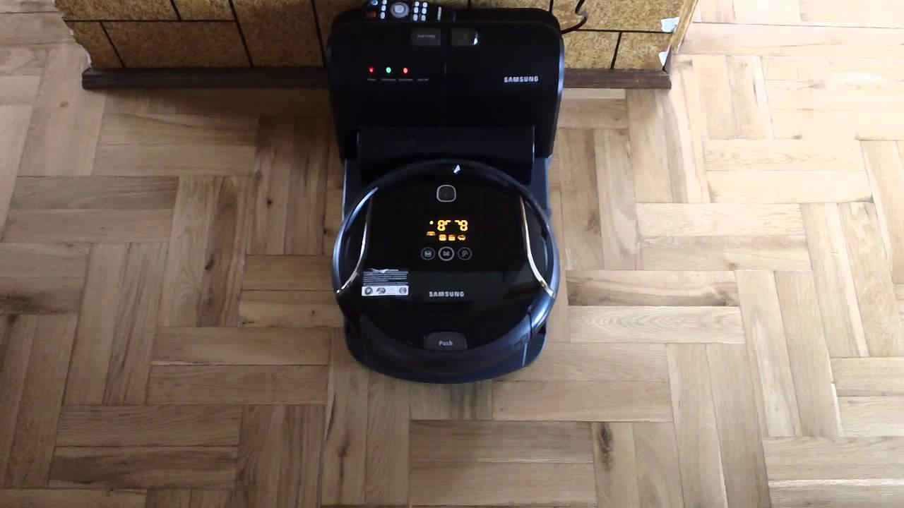 samsung navibot s sr8980 test 1 youtube. Black Bedroom Furniture Sets. Home Design Ideas