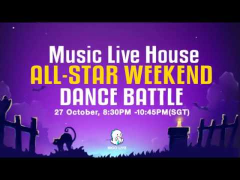 Flashback of Dance Battle – MUSIC LIVE HOUSE- BIGO LIVE