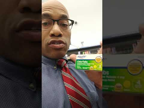 What is the best Oral OTC Allergy Medicine:: Dr. Juan Recommended