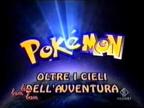 Pokémon 2 Serie - Oltre I Cieli Dell'Avventura - Sigla Completa