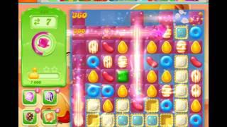 Candy Crush Jelly Saga Level 521