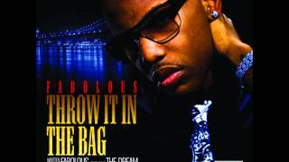 Fabolous Ft. The Dream - Throw It In The Bag Remix (Instrumental Remake)