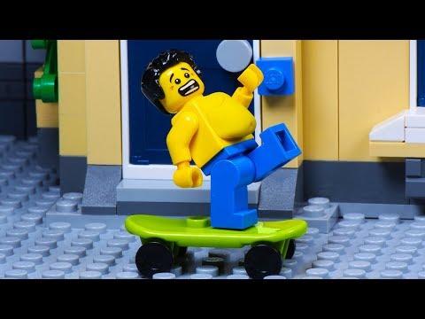 Lego Fat Man Adventure Fail