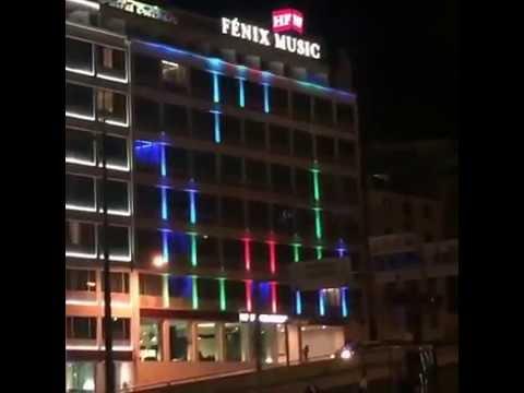 HF Hotel Fénix Music – Luz em movimento 2
