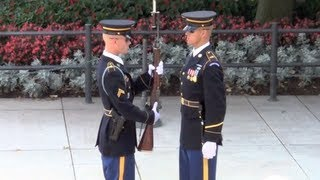 ★HD★ Changing of the Guard | Tomb of the Unknown Soldier