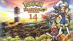 Let's Play Pokemon Heartgold (Part 14) - Teak City