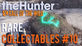 The Hunter Call of the Wild - Collectables #10 (Layton Lakes Map)