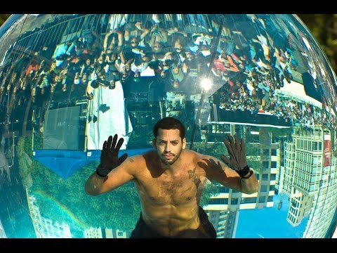 Drowned Alive | David Blaine