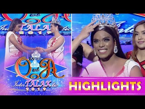 It's Showtime Miss Q & A: Marya Bedjuwa Quezonica Martinez Is The New Reigning Miss Q & A