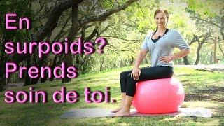 Abdos assis sur swissball ( gym