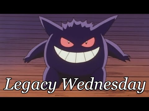 Legacy Wednesday #9 Gengar Prime (Lost World)