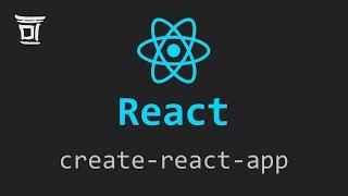 Создание приложения с помощью create-react-app
