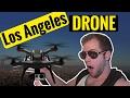 Drone Footage in LA